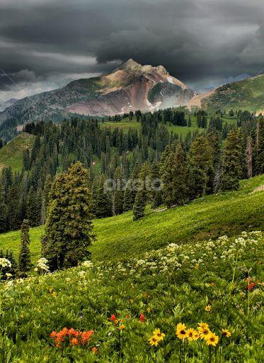 Kennebec Pass, Colorado