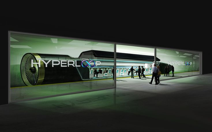 A Hyperloop train could be trialed in Australia - with a top speed of 1200km/h it could cut journey time between Sydney and Melbourne to 55 mins faster than a flight. http://ift.tt/2do2s4b