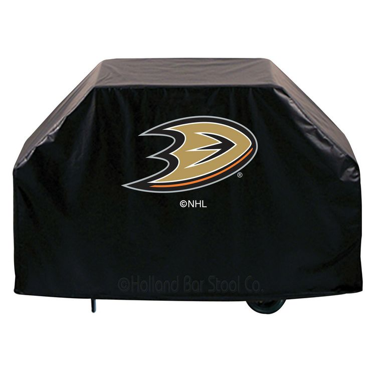 This Anaheim Ducks Grill Cover By Hbs Is Hand Made In The