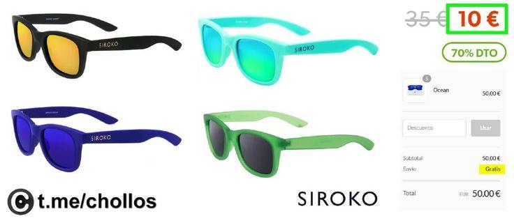 Gafas polarizadas Siroko desde 10 - http://ift.tt/2mLivrx