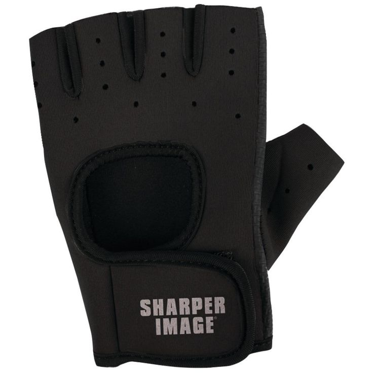 New Arrival: Sharper Image Fitness Gloves (sm