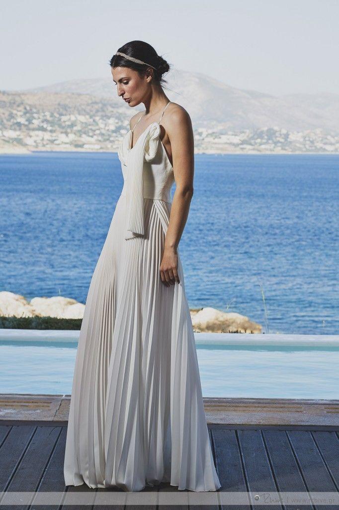 Νυφικά φορεματα Melina Pispa