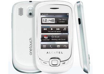 Black Friday White ALCATEL OT-602 Touchscreen Mobile Phone - UNLOCKED Deals week 3610