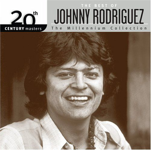 The Best of Johnny Rodriguez: 20th Century Masters - The Millennium Collection $5.99 #bestseller