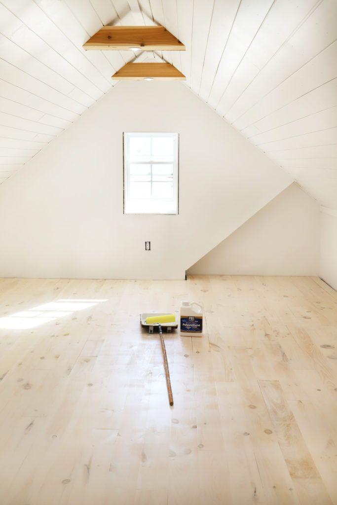 Diy Whitewashed Wood Floors Diy Wood Floors Solid Wood Flooring Flooring