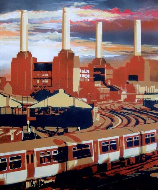 Battersea Power Station for suze
