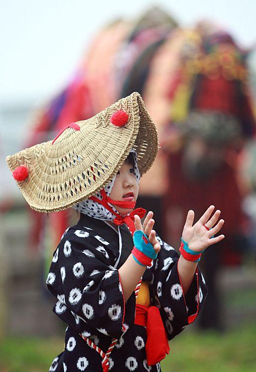 Umako Festival, Takizawa, Japan Copyright: Takero Kawabata