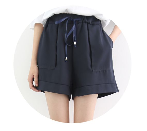 Heidi Pocket shorts (2 colors) via shopstyleraiders. Click on the image to see more!