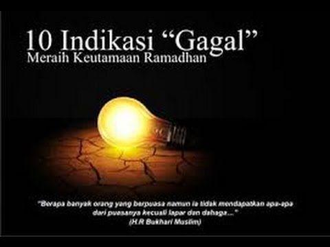 Ceramah Ramadhan - Kelebihan/Keistimewaan Bulan Ramadhan Dibandingkan Bu...