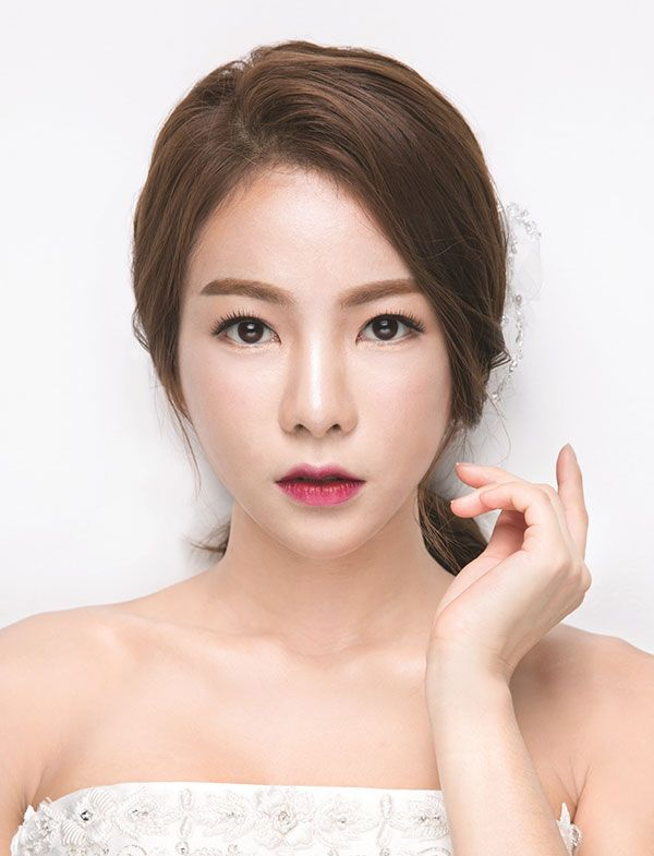 korean wedding makeup wwwpixsharkcom images