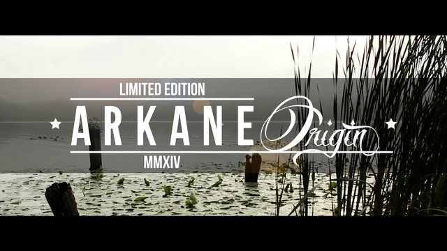 ARKANE Origin Trailer. The Arkane Origin collection will be available in 2014. This collection is the result of five months of research on E...