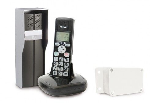 Interphone audio sans fil DECT - Duophone 150 - Duophone 150