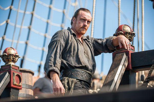 "black sails season 2 | Toby Stephens in Season 2 of ""Black Sails,"" Saturdays on Starz ..."