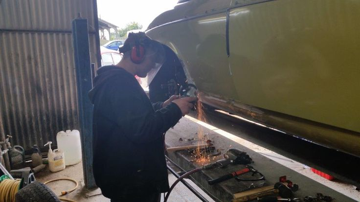 Neil started with The Flying Cat in 1999 where he served his apprenticeship.  He is an expert in fabrication, welding, electrical and light mechanical work.  He is a genius at troubleshooting customers problems and has recently developed a new method of clamps for keeping windscreens in place.