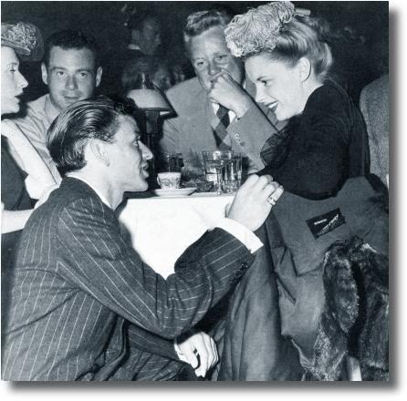 Judy Garland & Frank Sinatra