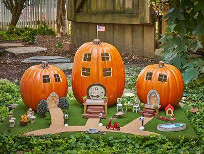 halloween horticulture decorations - Best Homemade Halloween Decorations