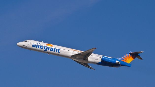 Investigation Finds Allegiant Air Flights Four Times More Likely to Break Down