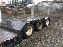 2002 Lowboy Fontaine 40-ton 2-axle L