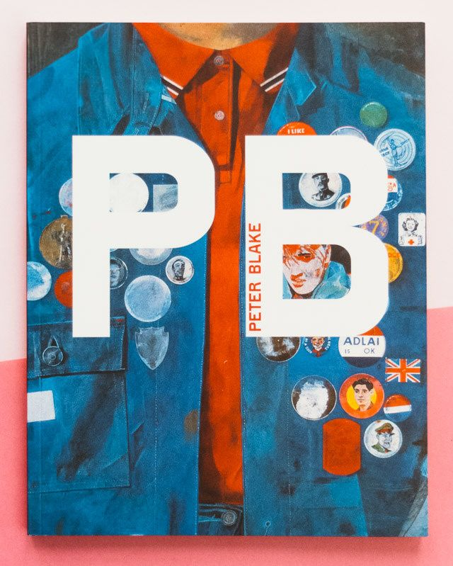 peter blake book review » cardboardcities - creative lifestyle blog