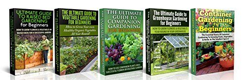 FREE TODAY on Amazon - Garden Box Set #1: Raised Bed Gardening For Beginners + Vegetable Gardening For Beginners + Companion Gardening For Beginners + Greenhouse Gardening for ... Gardening in Pots, Gardening for Beginners) - Kindle edition by Lindsey Pylarinos. Crafts, Hobbies & Home Kindle eBooks @ Amazon.com.