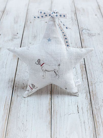 Jack All Star by Peony and Sage handmade by Clarabelle Interiors