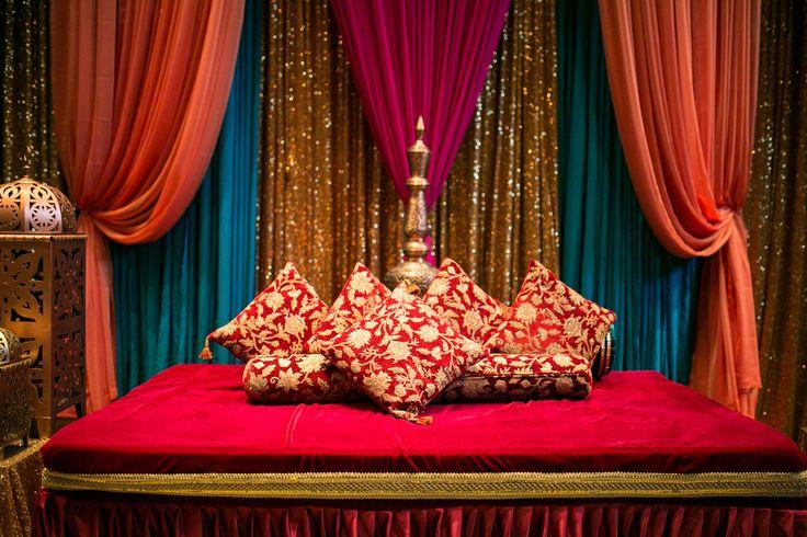 Sarah Khan Event Styling - Indian/Pakistani/Persian Wedding Decorator Washington DC/ Maryland/ Virginia/ Baltimore