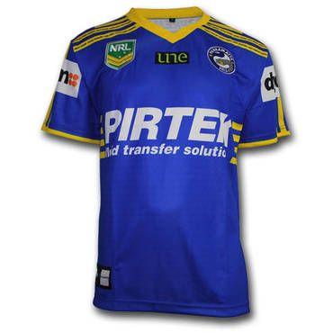 Parramatta Eels 2013 Mens Heritage Jersey - NRL Megastore