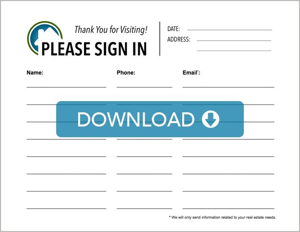 Best  Sign In Sheet Template Ideas On   Sign In Sheet