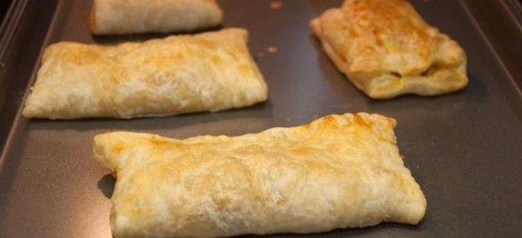 Haitian patties (quick recipe with pre-made crust)