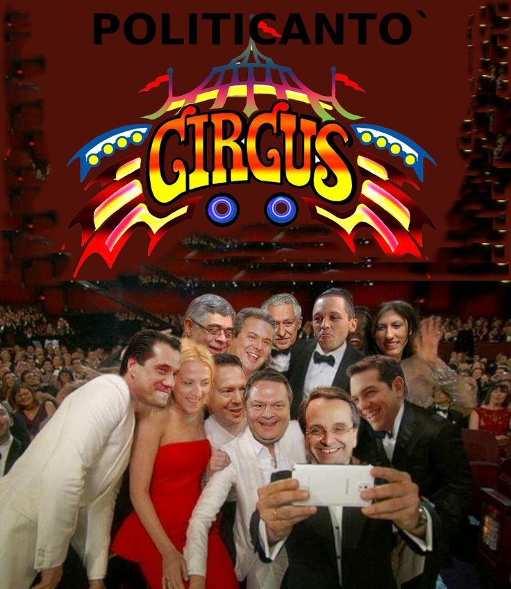 Circus Politicanto - The Original
