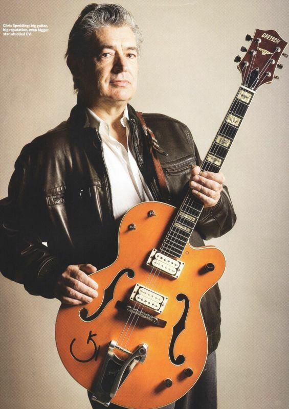 ♬'''Chris Spedding Gretsch Guitare ... :) ...'''♬ http://m.ebay.ph/itm/Chris-Spedding-Big-Guitar-A4-Photo-Print-/291901702096?nav=SEARCH