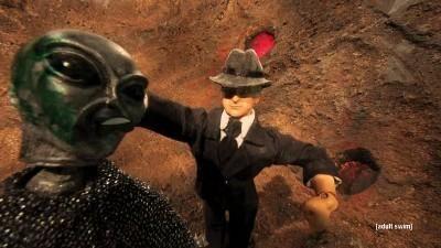 "Robot Chicken 5x09 ""Catch Me If You Kangaroo Jack"""
