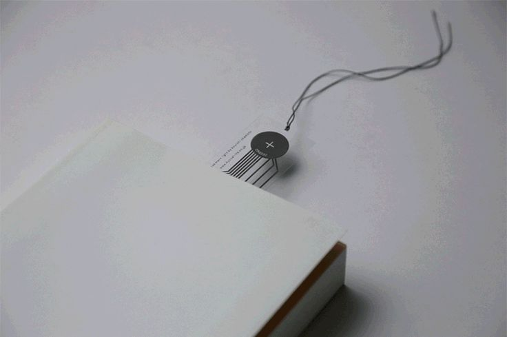 the illuminated bookmark