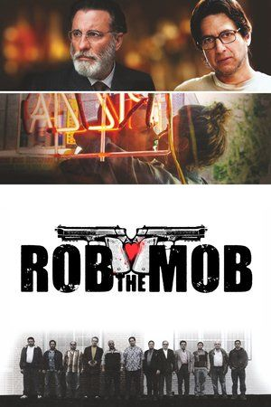 Rob The Mob | Movies Online:  quirky documentary, which some reviewers considered really funny.  Honestly, I thought it was really sad.  Maybe the actors' affectations & NYC accents were/seemed funny, but in the end, it's a tragedy.