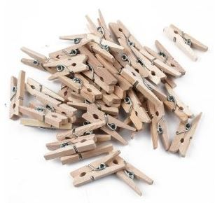 25 idées de recup avec des pinces à linge en bois http://cliscachart.eklablog.com/25-idees-de-recup-avec-des-pinces-a-linge-en-bois-a102415413
