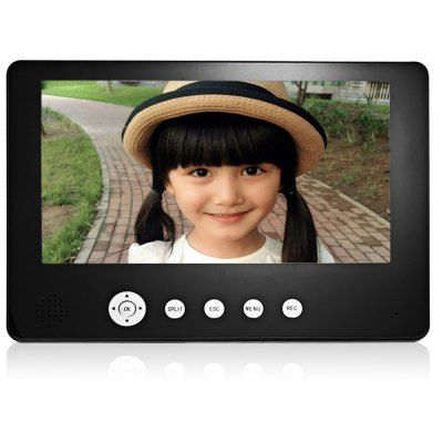 SY903D12 Wireless IP Camera 9 Inch Screen Monitor #women, #men, #hats, #watches, #belts
