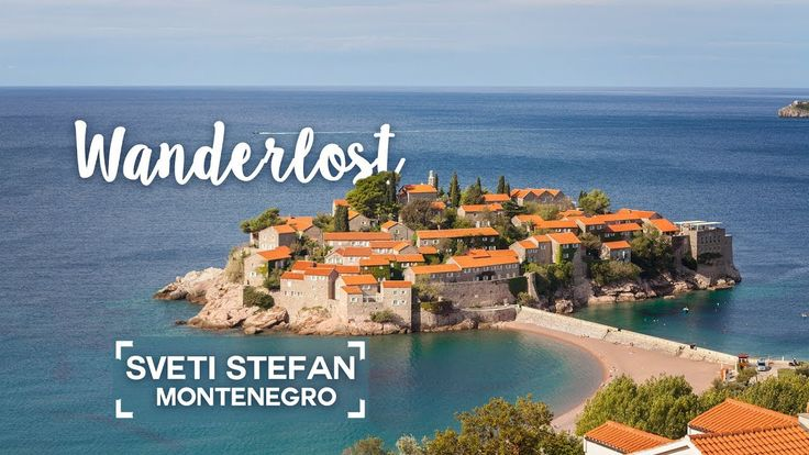 Montenegro Part. 5 - The famous Sveti Stefan Village