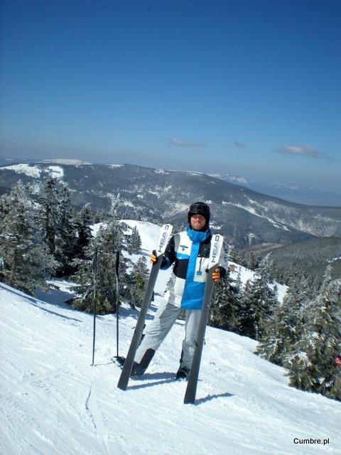 Sławomir Bączek, instruktor narciarstwa alpejskiego, sportowego.