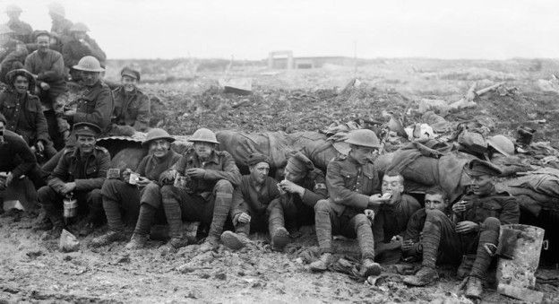 a brief history of the canadian expeditionary force The 5th battalion canadian mounted rifles were a mounted infantry unit of the canadian expeditionary force during brief history of the 5th canadian mounted.