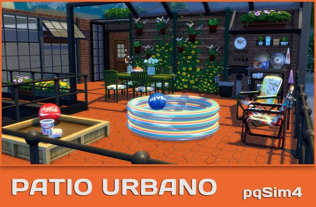 30 best Sims 4 outdoor sets images on Pinterest | Outdoor ...