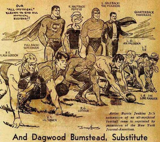 Football Dream Team.