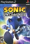 Sonic Unleashed (Sony PlayStation 2, 2008) Complete