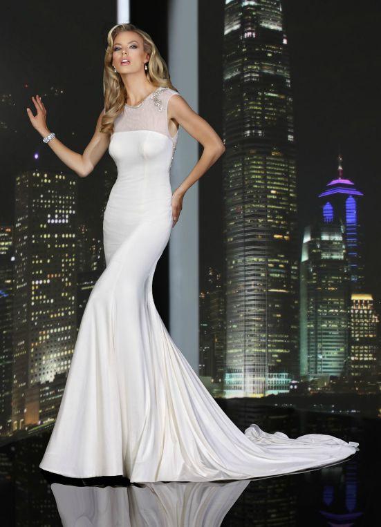 Magnificent Simone Carvalli Wedding Dresses