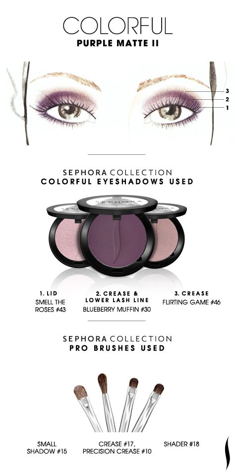 I love the 'blueberry muffin' color! #sephorasweeps