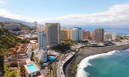 Tenerife : cours d'espagnol, leçon de salsa et séjour de 6, 13, 20 ou 27 nuits à l'hôtel Puerto Azul: En promo à 279.00€ En promotion à…