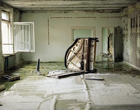 Área Visual: Guillaume Lemarchal. Fotografiando el paso del tiempo