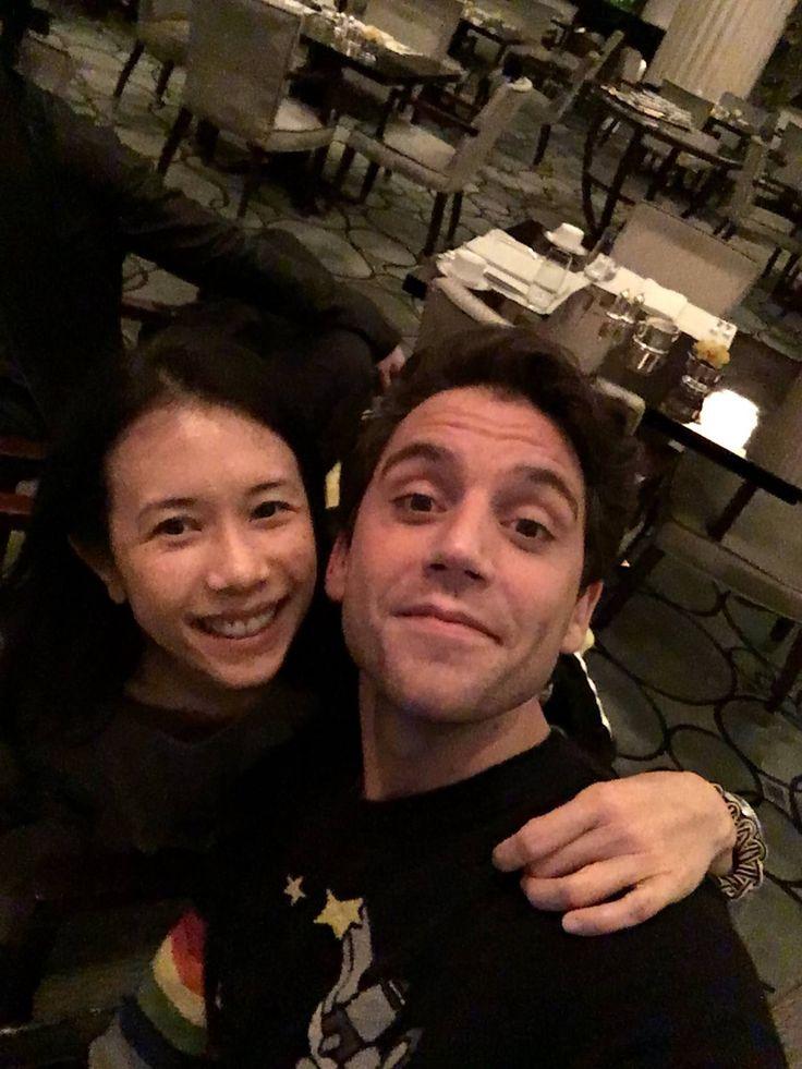 Mika and Karen Mok
