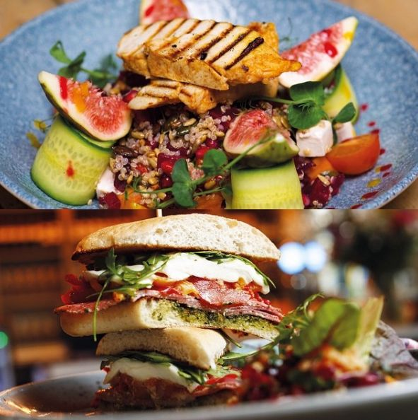 Start your week off on a positive note with any of our delicious lunch dishes. In a rush? You can also order any of our dishes to take away!  #gfp #takeaway #gfpswords #gfpsantry #gfpdunlaoghaire #gfpmalahide #lunchtime #salad #sandwich #dublin #dublinfood #foodie #gourmetfood #gourmetfoodparlour #lunchindublin