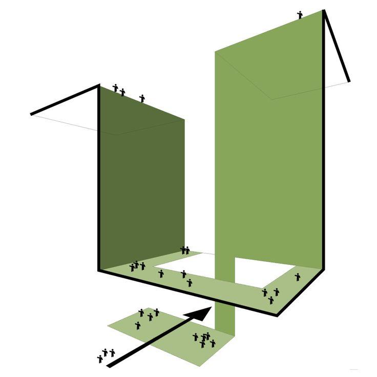Villaggio Expo 2015 - UP! + Teknoarch  Expo Village 2015 - Social Housing Concept - Cascina Merlata
