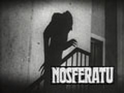 Originally released in 1922 as Nosferatu, Eine Symphonie Des Grauens, director F.W. Murnau's chilling and eerie adaption of Stoker's Dracula is a silent masterpiece of terror which to this day is the most striking and frightening portrayal of the legend.